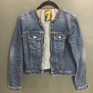 7 denim jacket